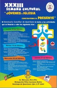 Semana Cultural Seminario 2019